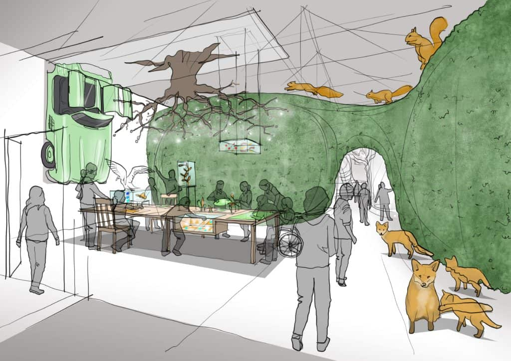 Exciting new attraction Eureka! Science + Discovery to become UK hub of science and discovery for young people