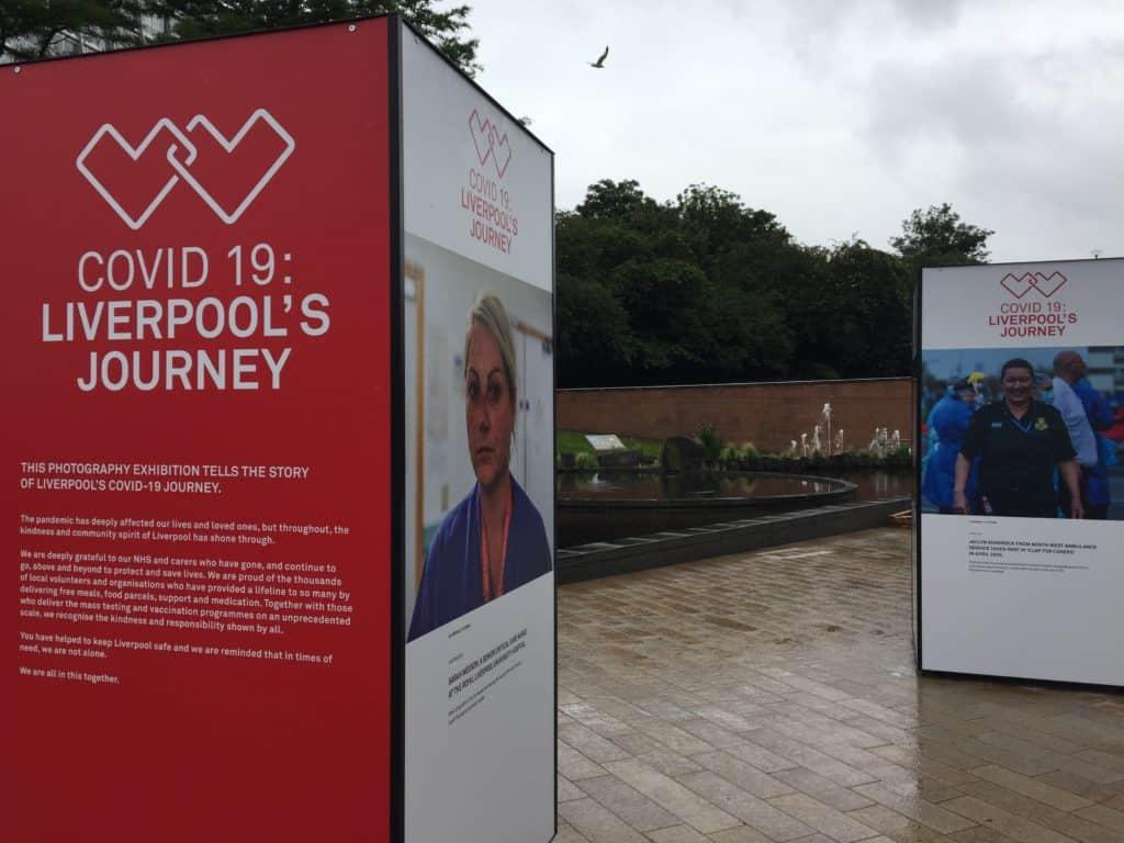 New photography exhibition celebrates Liverpool's pandemic community spirit