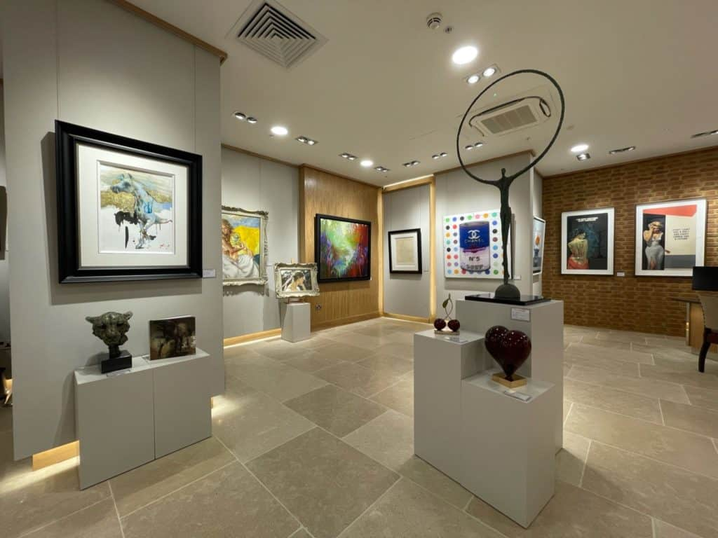 Grosvenor announces the arrival of Clarendon Fine Art at Liverpool ONE