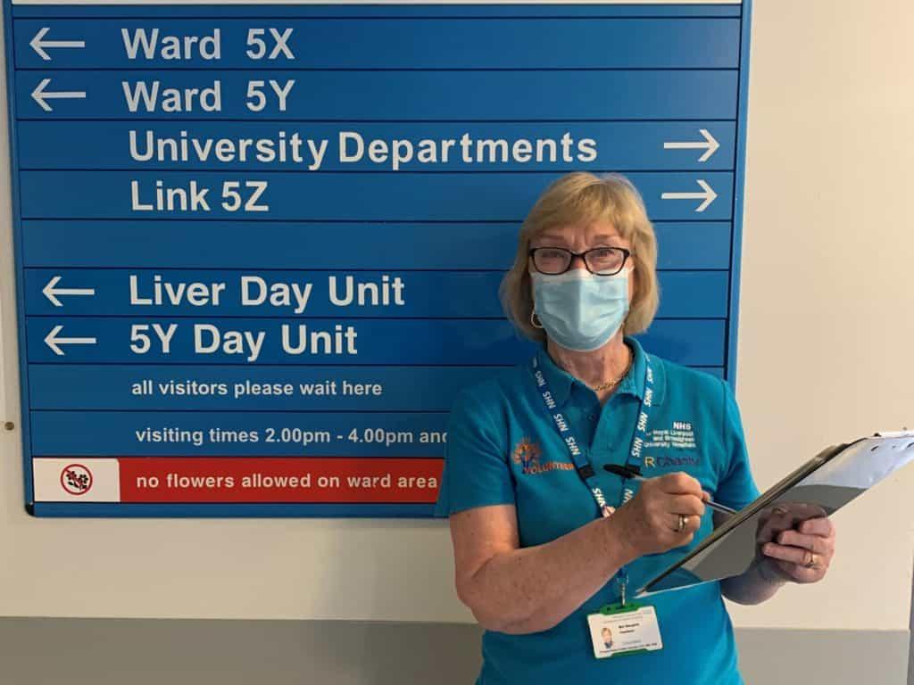 Liverpool University Hospitals celebrates amazing contributions for Volunteers' Week 2021