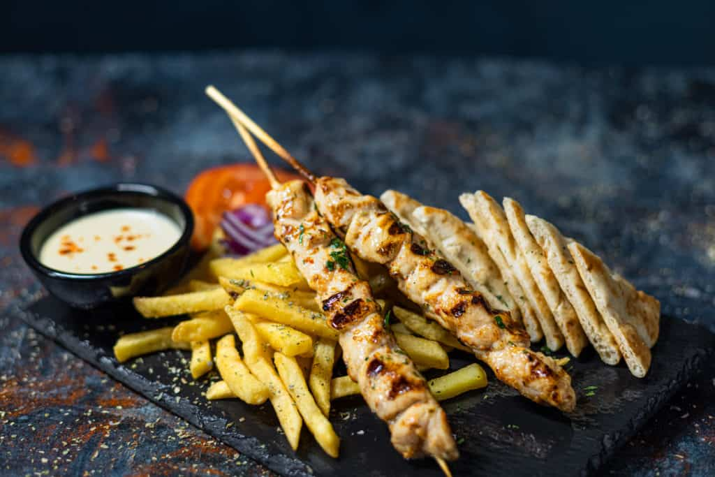 Laros brings authentic high-quality Greek street food to Liverpool