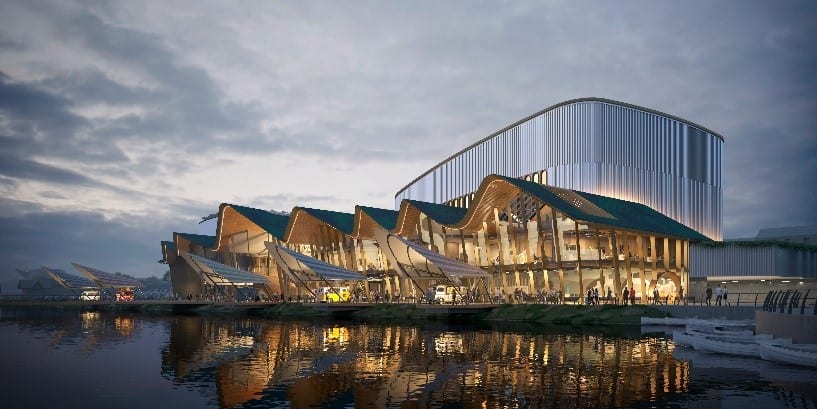 Marine Lake Events Centre set to bring over half a million visitors to Southport