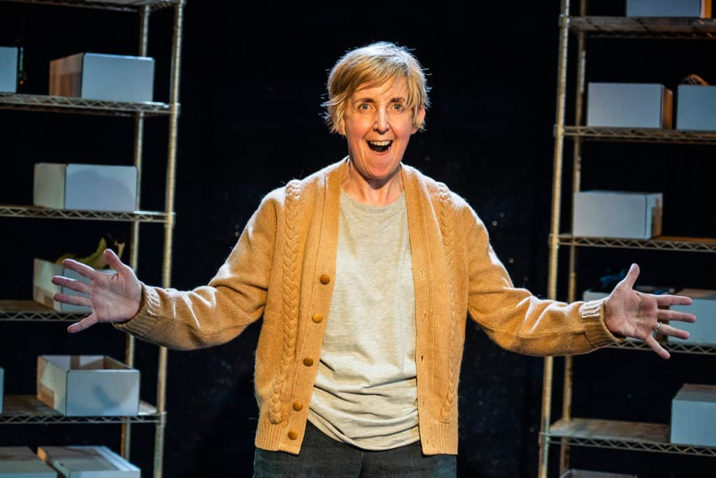 Series of solo shows highlight the 'power of one' on Everyman and Playhouse stages