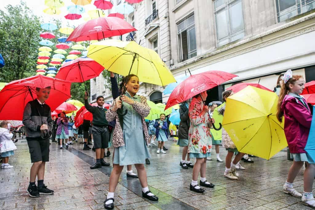 Umbrella Project returns to Liverpool this summer