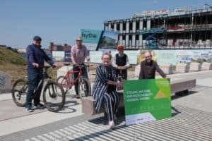 Wirral Waters plan to become the UK leader for cycling and walking
