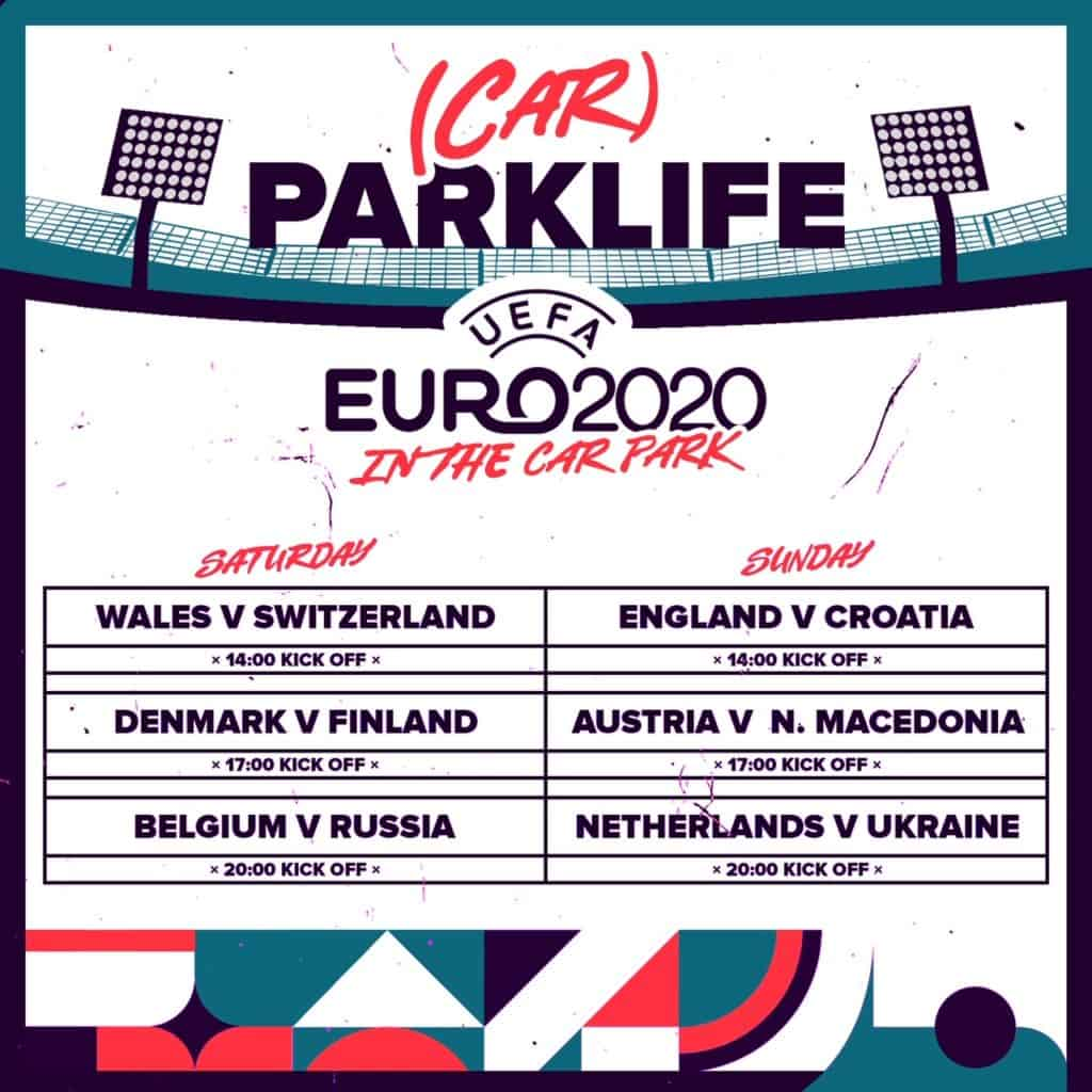 Liverpool venues to watch Euros 2020
