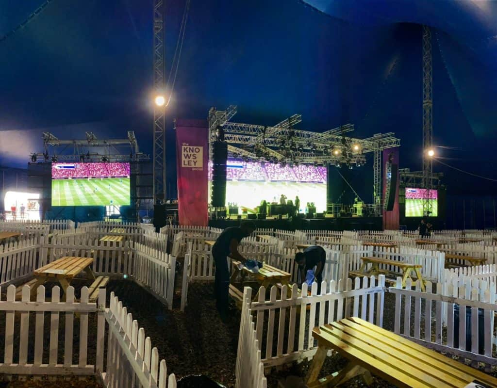Knowsley to host biggest fan park in North West for Euro 2020