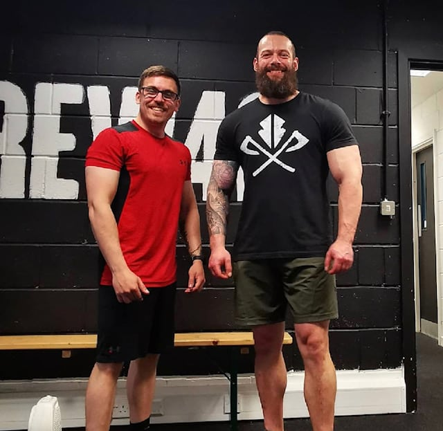 Faces behind the Business – Jay Harris - Jay Harris Personal Training