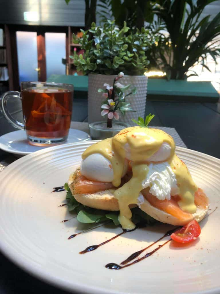 Warehouse Cafe sees business boom as the trend for home improvements soars!