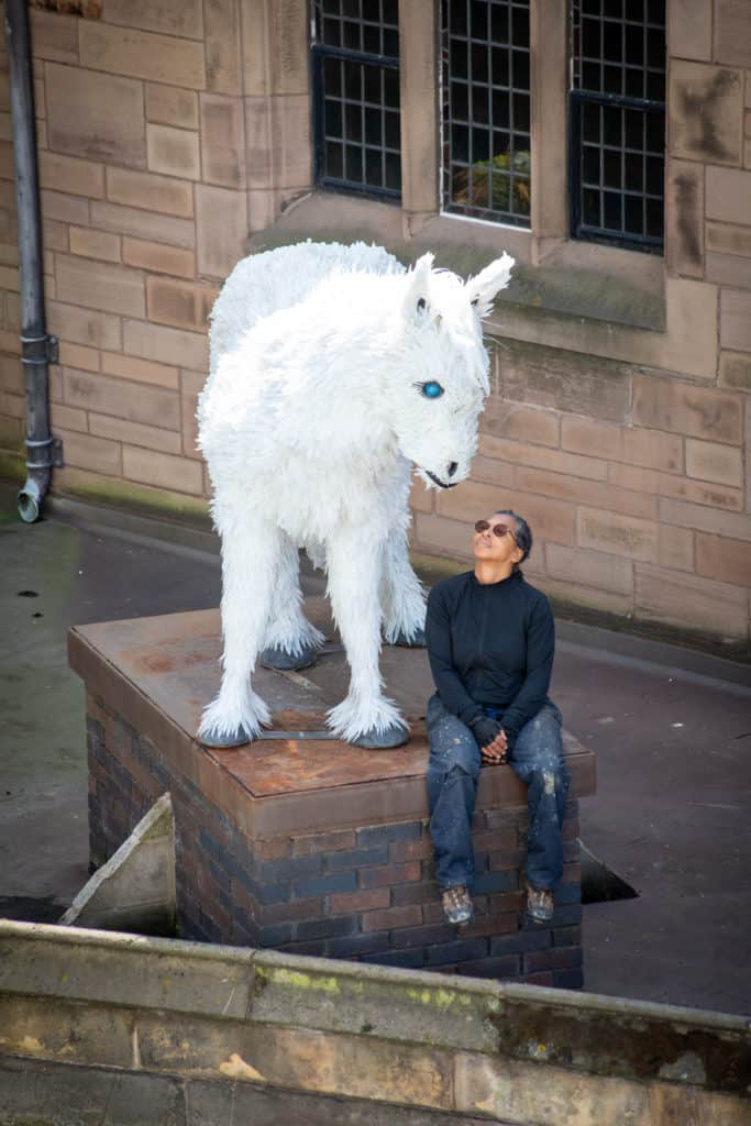 The Liverpool Plinth unveils new sculpture celebrating the country's historic horsepower