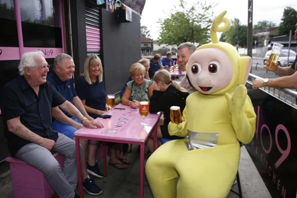 No9 Bar and Kitchen in Anfield launches further popular family fun days