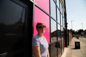 An audio adventure heads to the banks of the Mersey