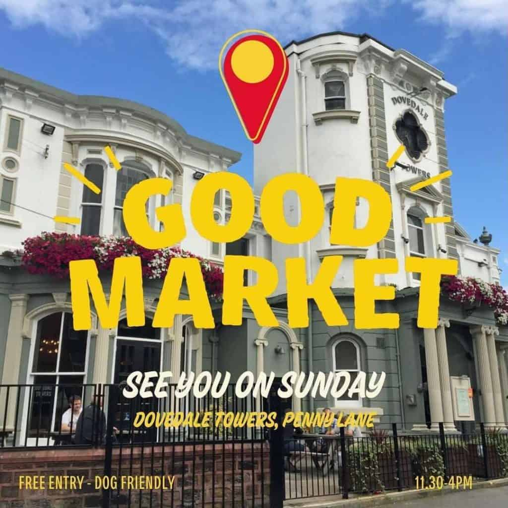 The GOOD Market is back this weekend at Penny Lane