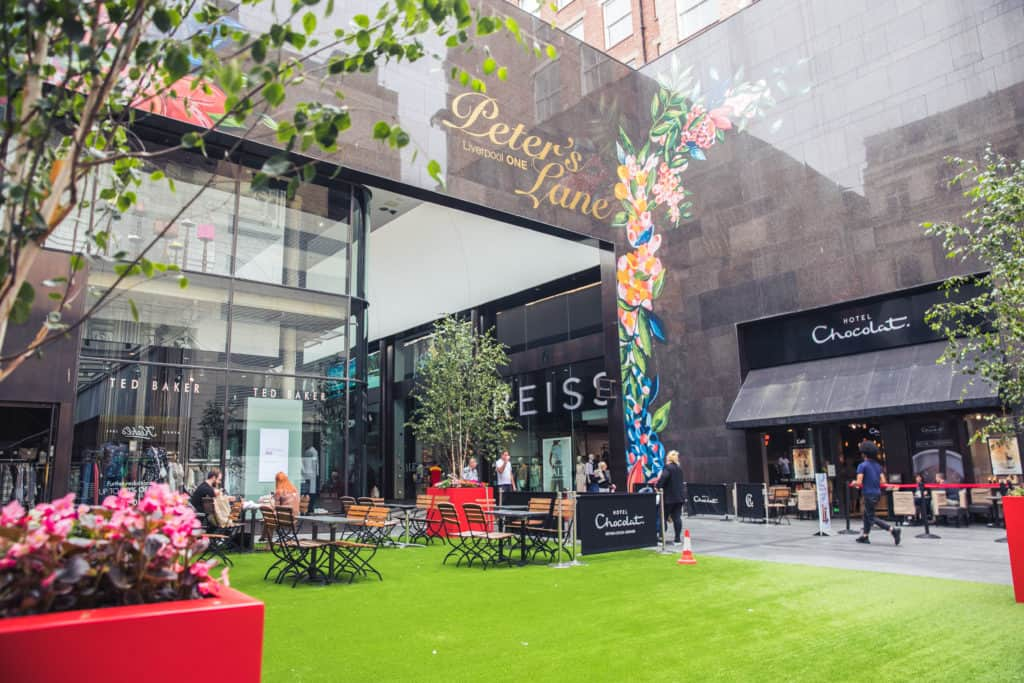 A summer of fun heads to Liverpool ONE