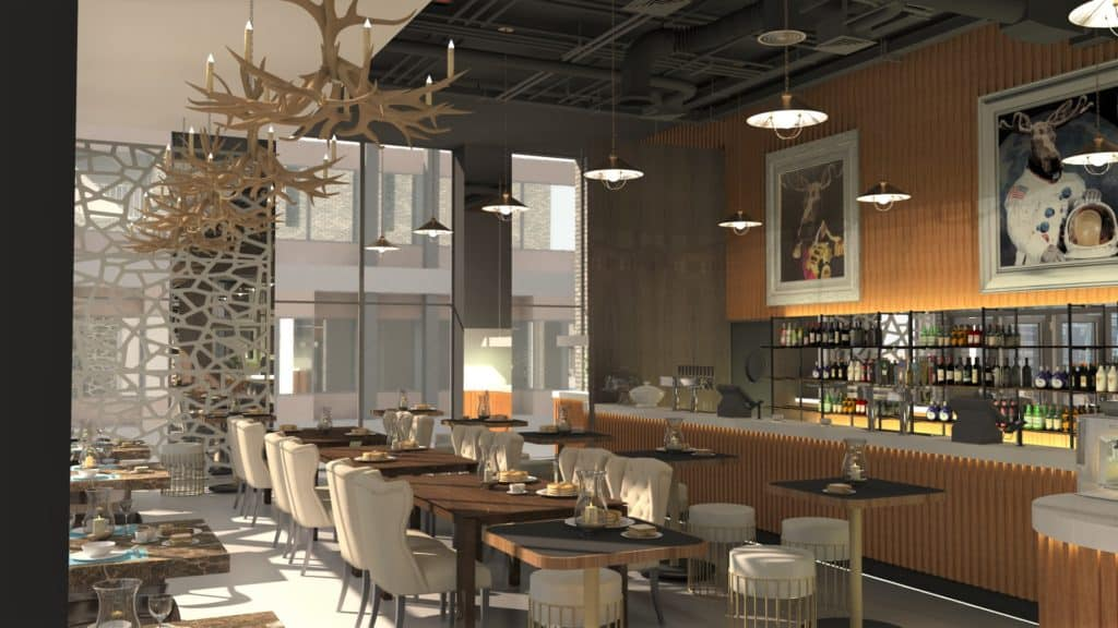 Moose Coffee to open new restaurant at Liverpool Waters