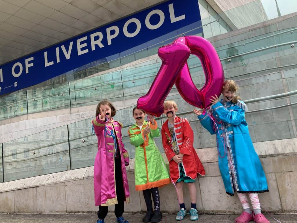 Museum of Liverpool celebrates its 10th birthday with weekend of festivities