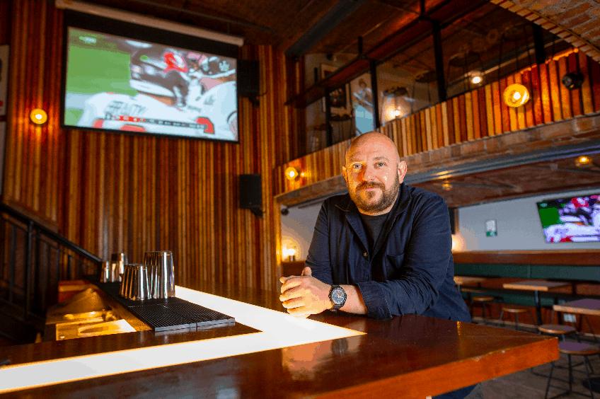 New Dock cocktail bar & hangout - The Long Shot opens its doors