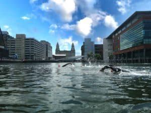 New open water swimming facility heads to Princes Dock
