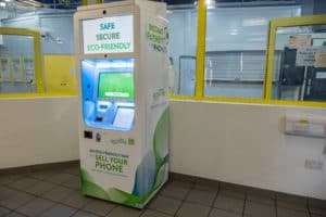 Merseyrail teams up with ecoATM to provide phone recycling kiosks