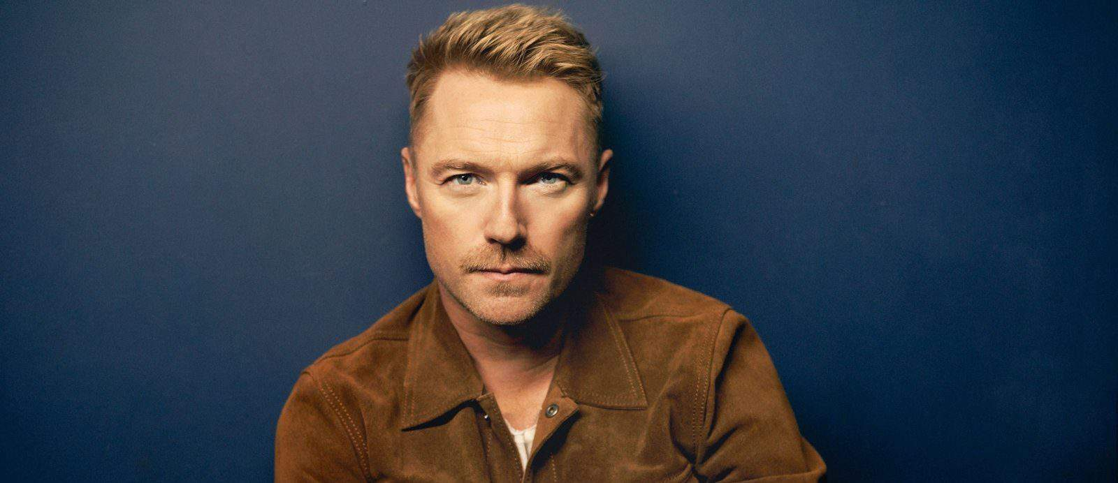 Ronan Keating interview ahead of his Rose of Lancaster Carnival performance