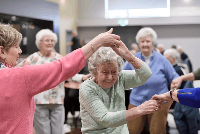 Everton in the Community raises awareness of disease on World Alzheimer's Day