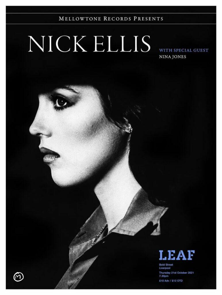 Nick Ellis heads to LEAF this October