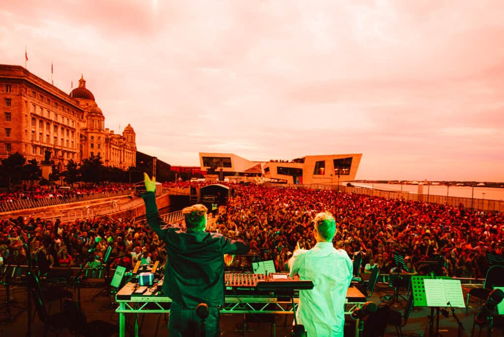 On the Waterfront presents Cream Classical 2022 - Celebrating 30 years of Cream