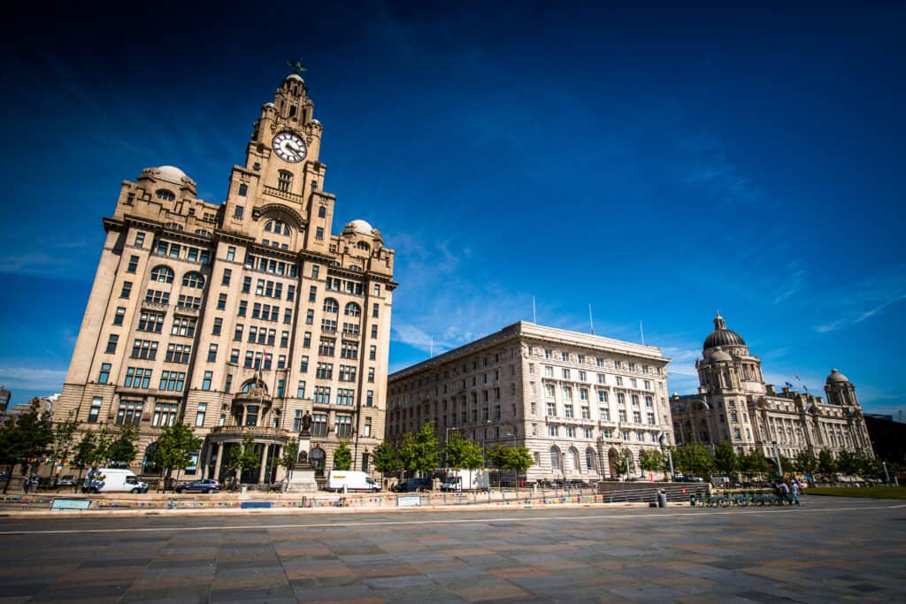 Liverpool recognised as the 3rd most popular UK city in Conde Nast Traveler awards 2021