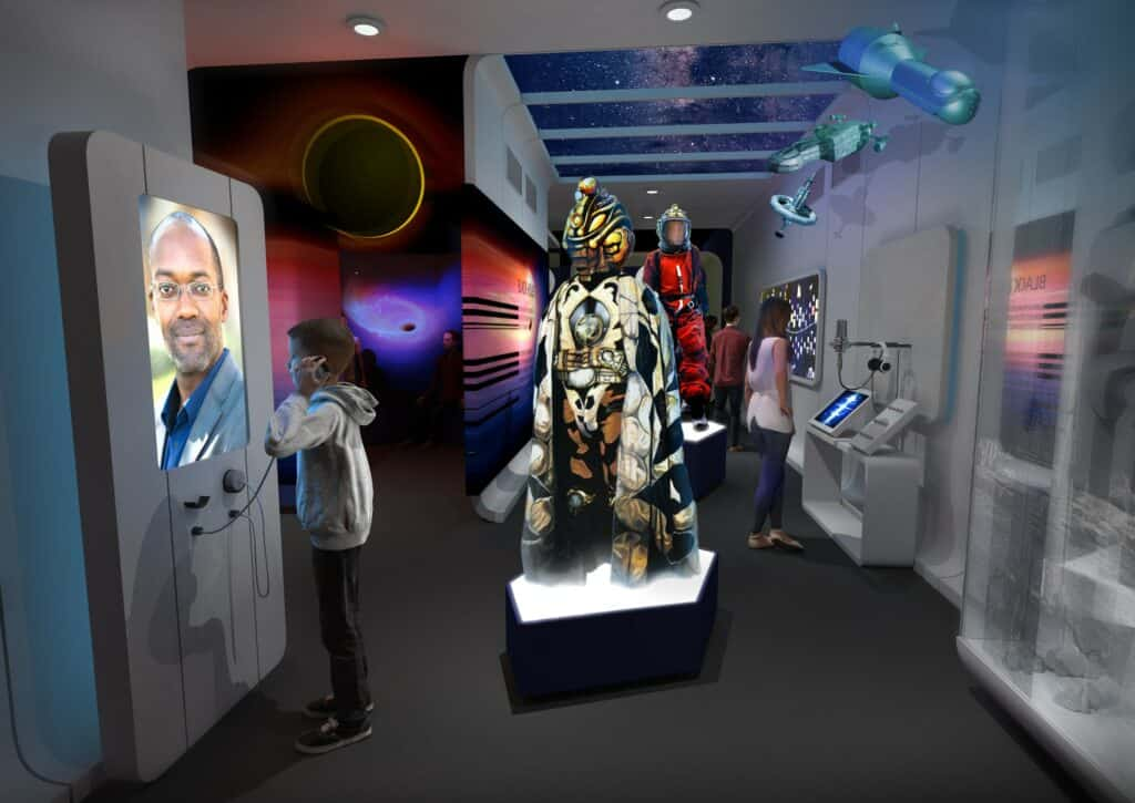 National Museums Liverpool announce out of this world programme for Spring/Summer 2022