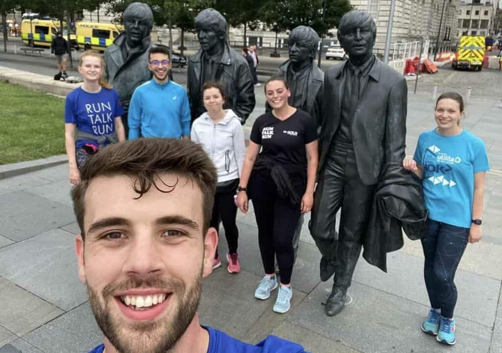 Charity and community group support mental health through 'Run Talk Run' initiative
