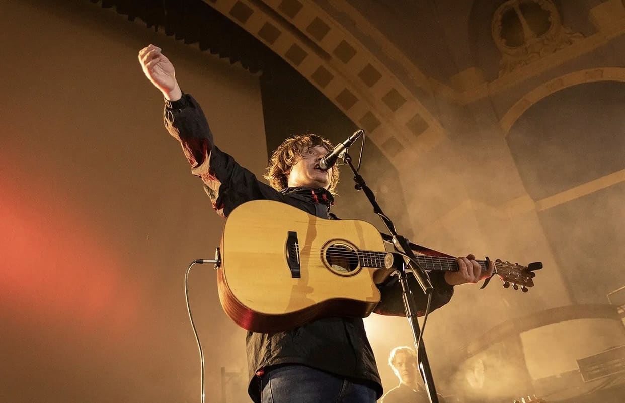 Jamie Webster announces show at Liverpool's M&S Bank Arena