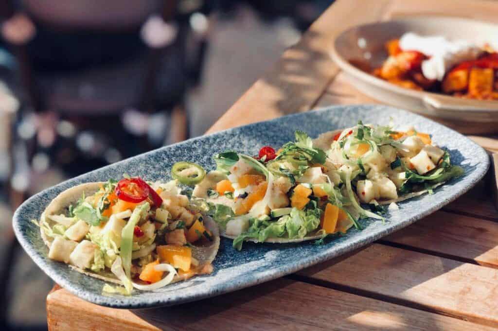 Celebrate  World Veggie Day at the Royal Albert Dock