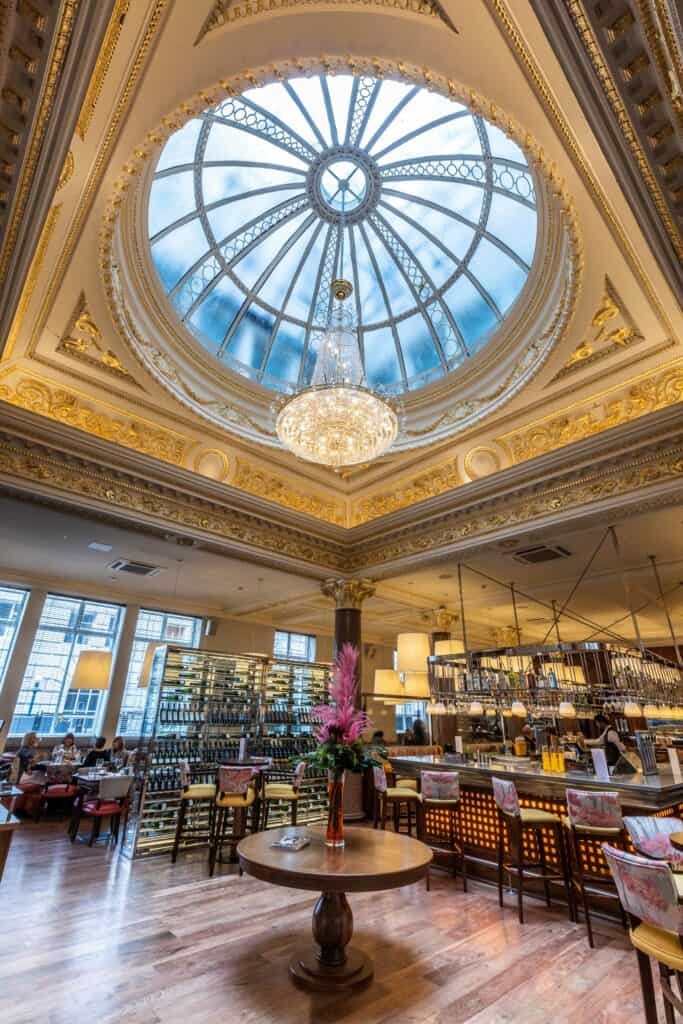 The Restaurant Bar & Grill reopens its doors with stunning refurbished new look