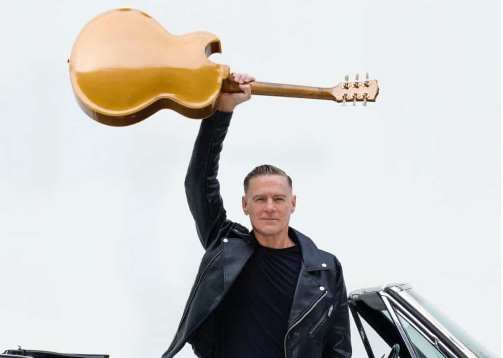 Bryan Adams heads to M&S Bank Arena for summer UK tour