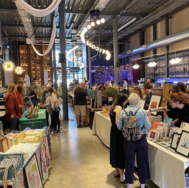 GOOD Market brings it retail revolution back to PINS