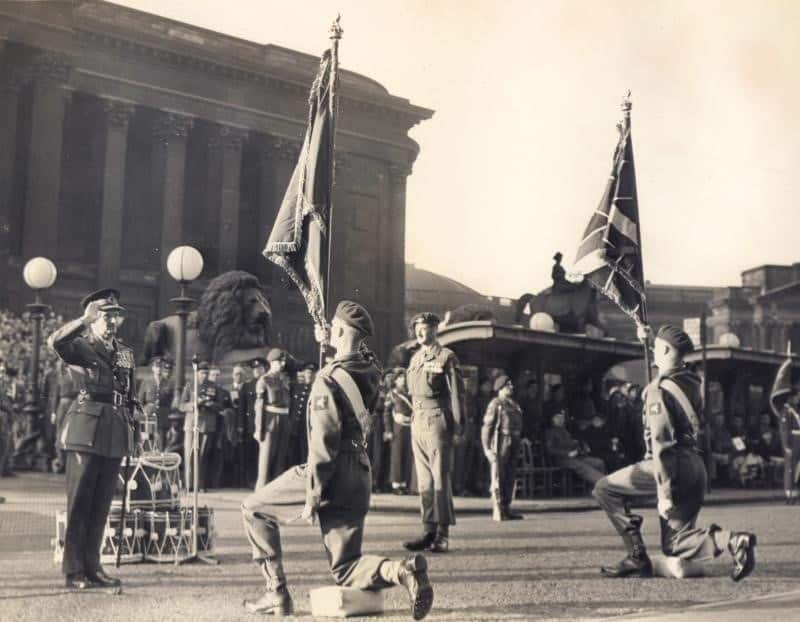 Liverpool Parachute Regimental Association to receive Freedom of the City